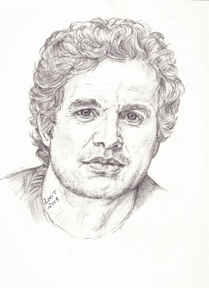 Mark Ruffalo by LoriT